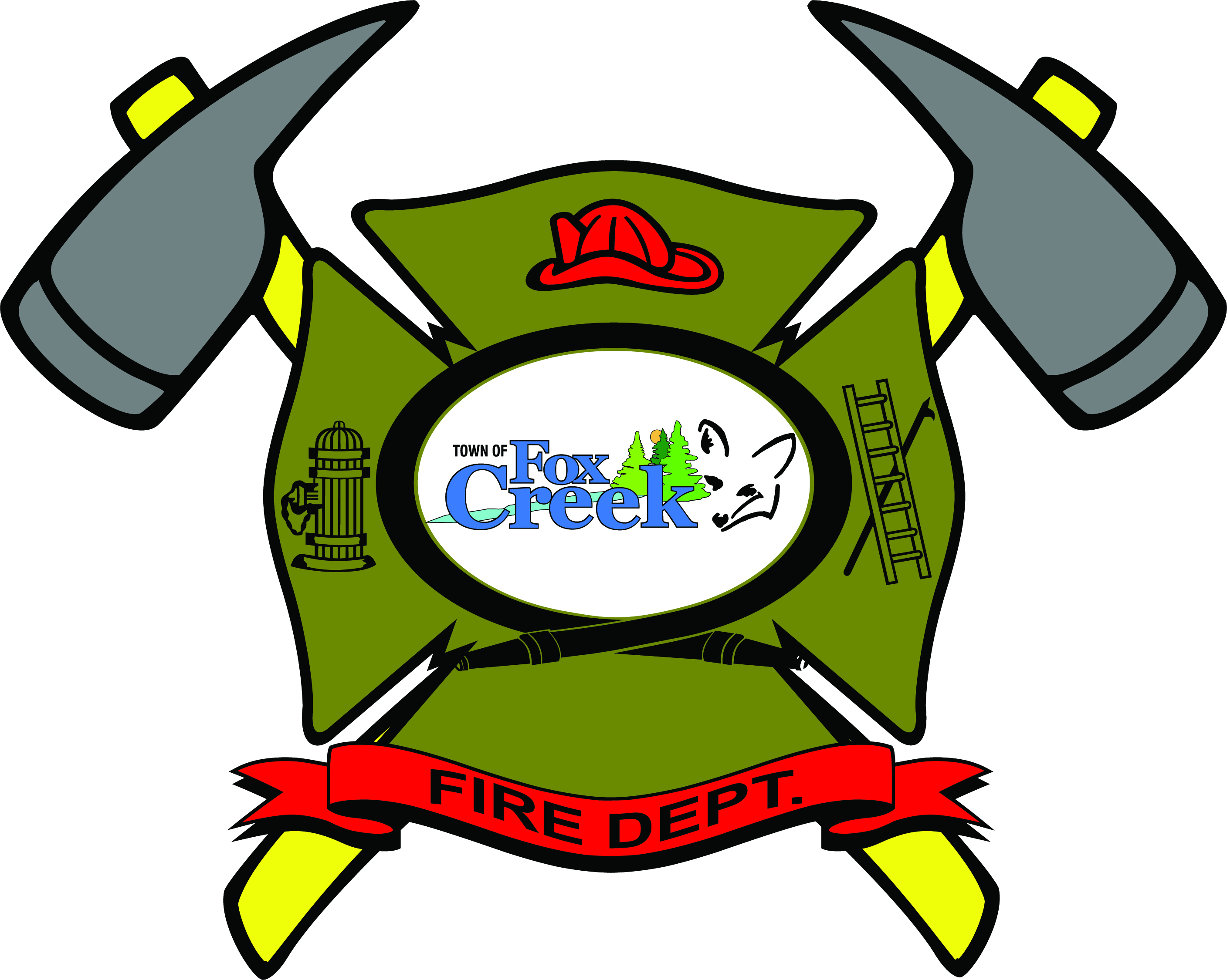 Fox Creek (AB) Canada  City pictures : FireFit of Canada Ltd. SCOTT Firefit Championships